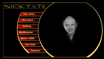Nick Tate Official Site